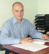 Health & Safety Engineer Oleksandr Kysil