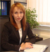 Chief Accountant Olha Lisnichenko